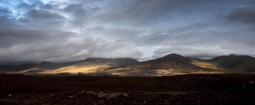 Mynyddoedd - The Carneddau to Elidir Fawr