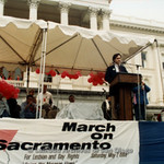 March on Sacramento 1988