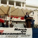March on Sacramento 1988