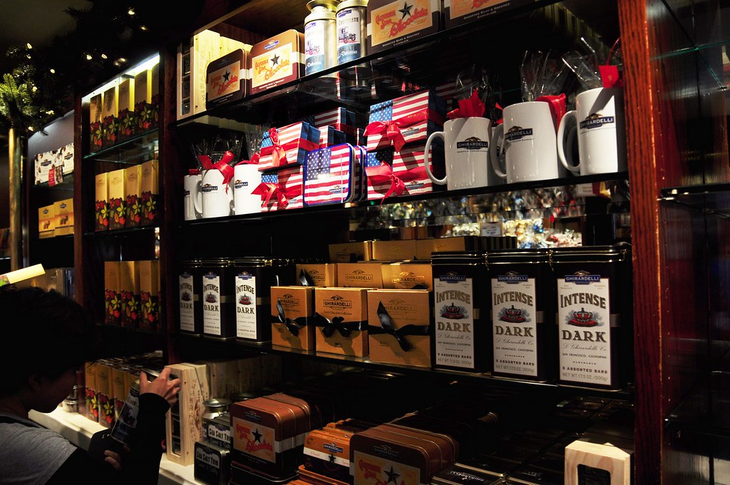 Ghirardelli Chocolate San Francisco