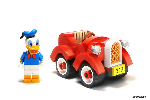 Donald Duck´s Car - The 313
