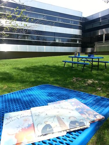 Picnicking at Work