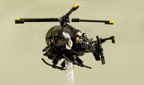 Hughes MH-6 Little Bird