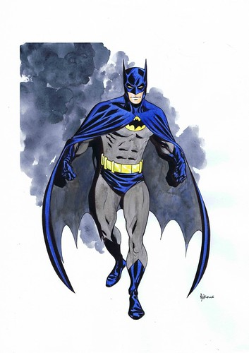 Mike McKone's Justice League by roborange