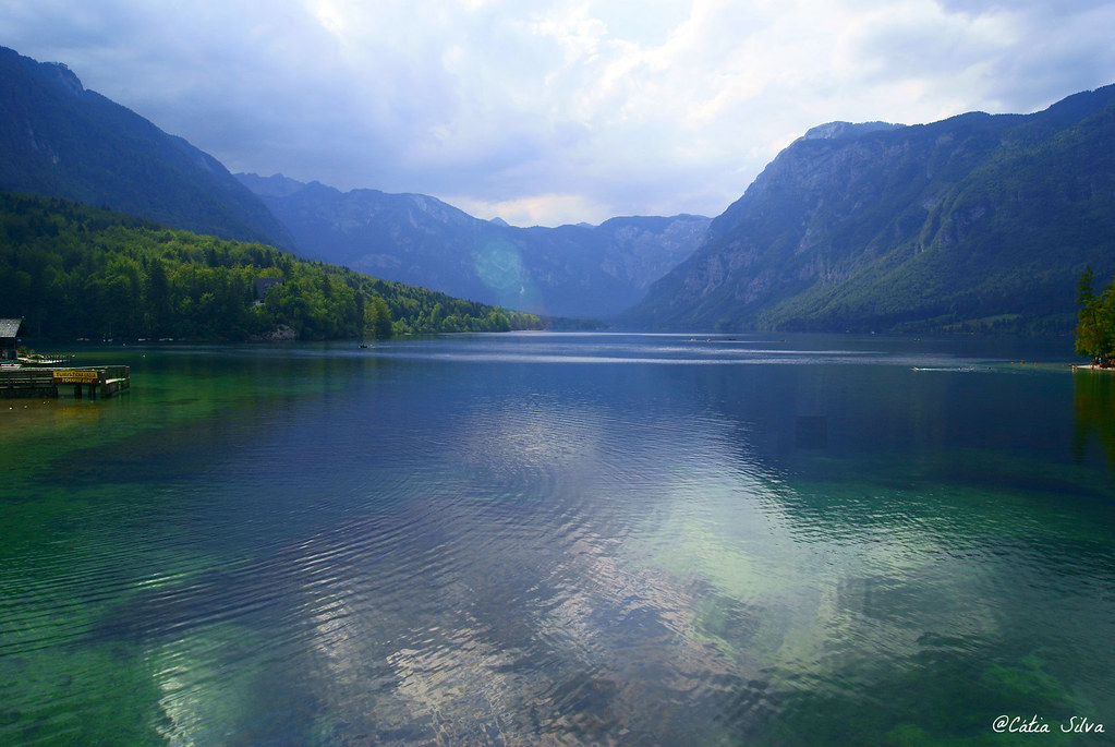 Lago Bohinj - Eslovenia (15)