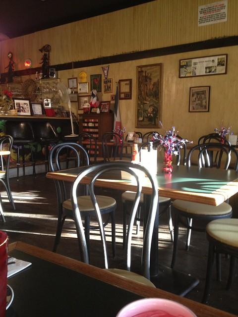 Chez Jacqueline's, Breaux Bridge LA