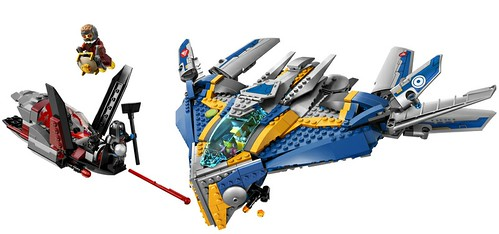 76021 The Milano Spaceship Rescue PRE01