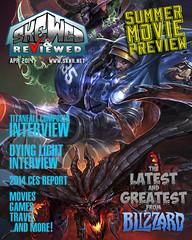 SKNR Cover - March 2014