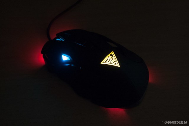 GAMDIAS ZEUS Esport Edition Laser Gaming Mouse 15