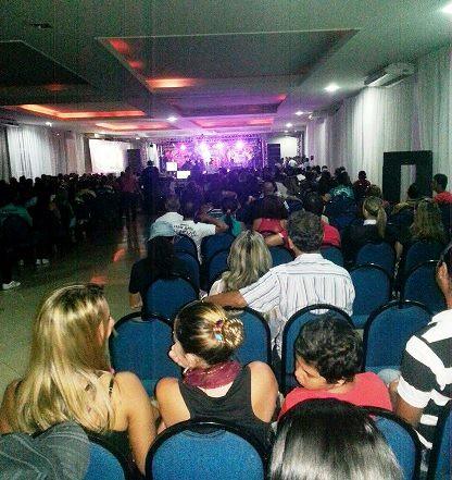 Festival de bandas da Guarany. Foto: Acivan Monteiro