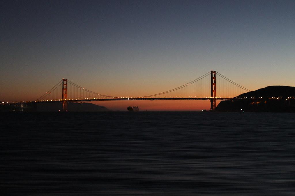 Cómo llegar desde San Francisco a Sausalito en bicicleta