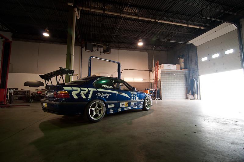 GTS3 prepared E36 M3