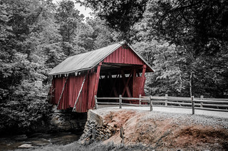 Campbell Covered Bridge