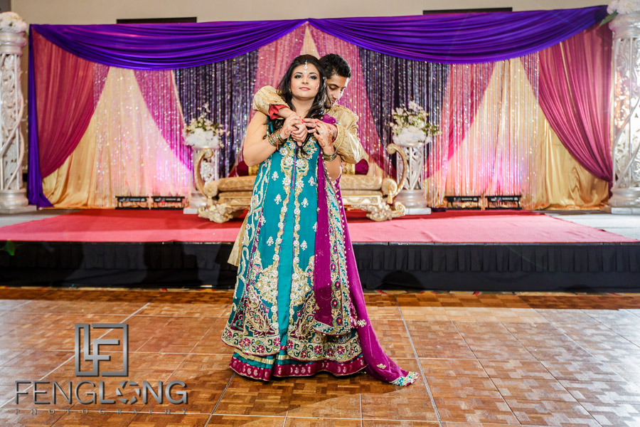Nadia & Sohail's Nikkah & Reception | Atlanta Ismaili Jamatkhana & Hilton Northeast | Atlanta Indian Wedding Photography
