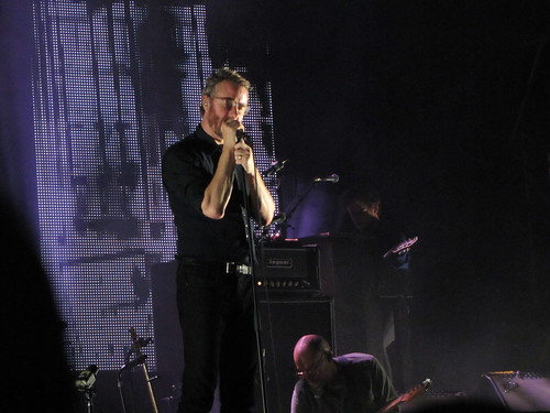 The National live at Milano City Sound