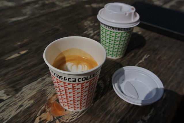 Cortado (and cappuccino)