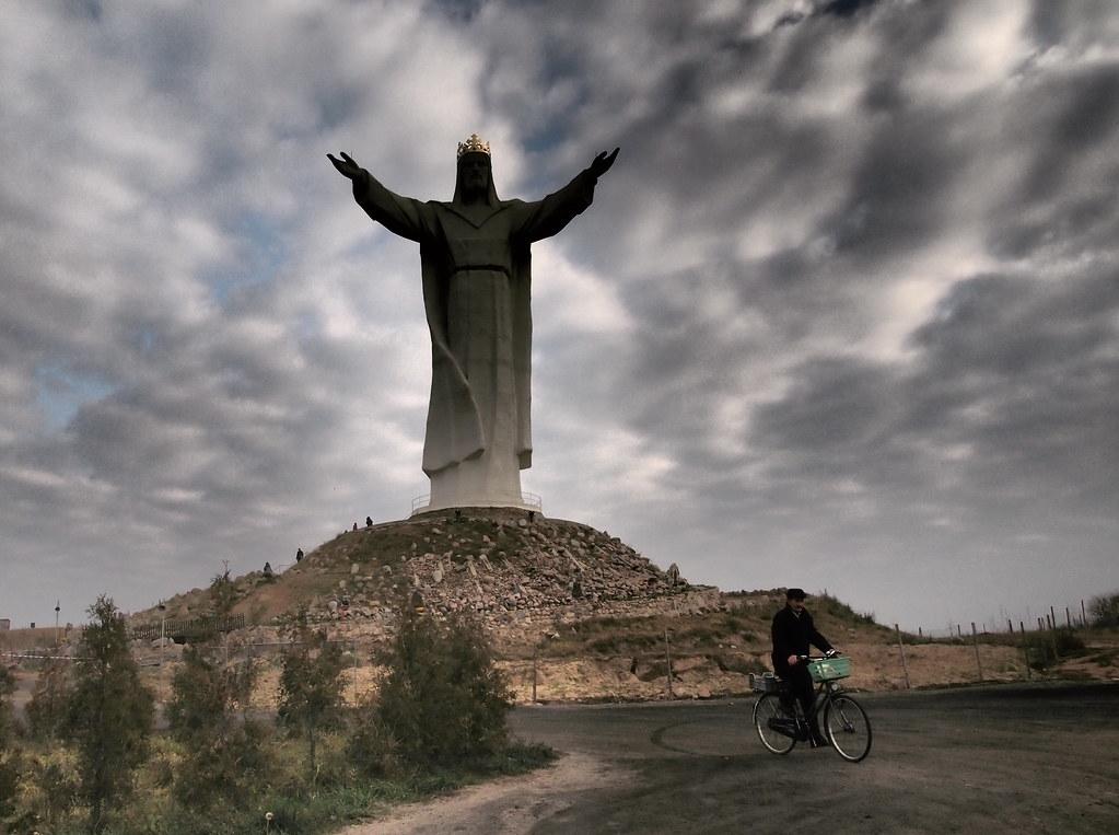 Puola Jeesus-patsas