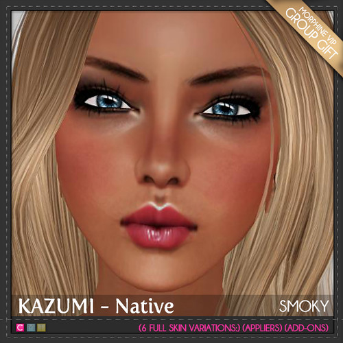 Kazumi Native Gift Jan2014