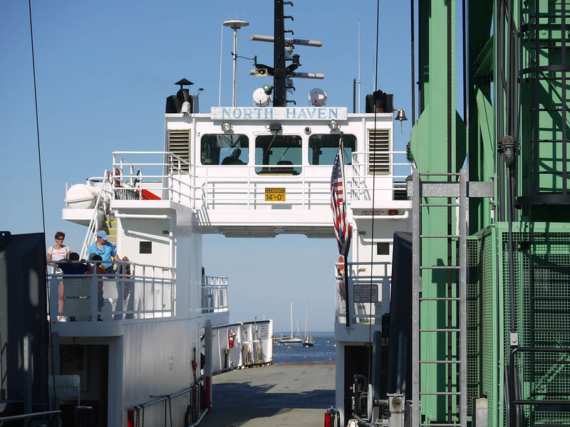 North Haven ferry