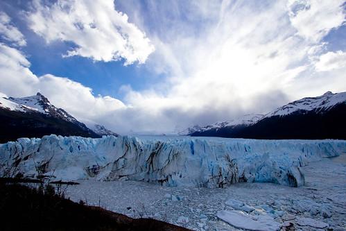 Vistas de El Perito Moreno