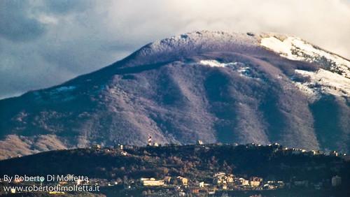 Montagne da Frosinone by Roberto Di Molfetta