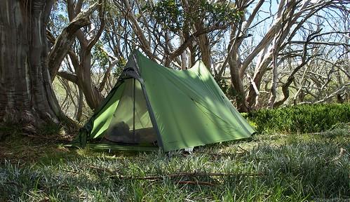 Camp Edmondson Hut