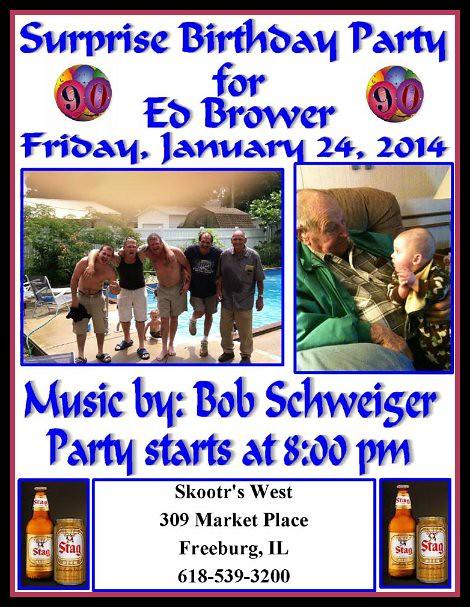 Bob Schweiger 1-24-14