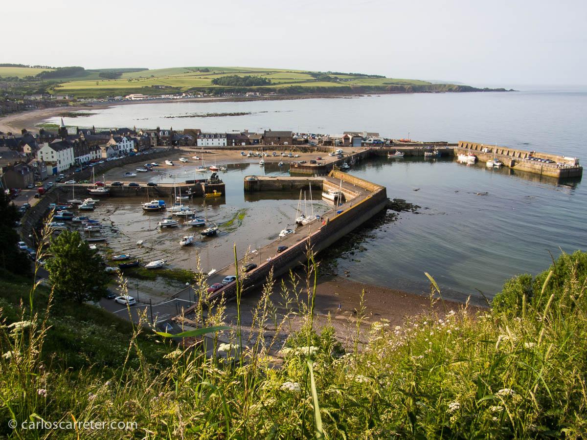 Puerto de Stonehaven