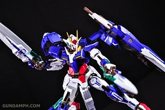 Metal Build 00 Gundam 7 Sword and MB 0 Raiser Review Unboxing (81)