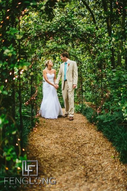 April & Ben's Wedding | Flint Hill | Atlanta Wedding Photography