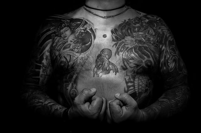 Mafias del Mundo: Yakuza