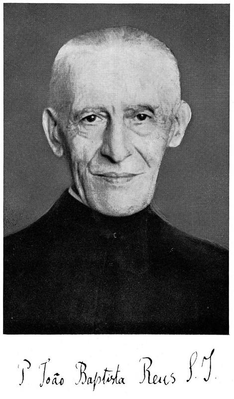 Pater Johann Baptist Reus SJ