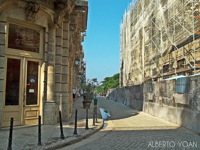 calle O´Really La Habana Cuba