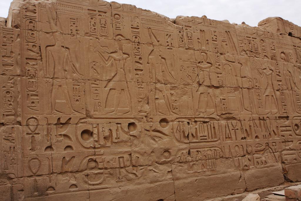 20. Templo de Karnak. Autor, Don McCrady
