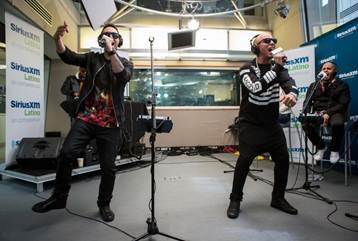 "Alexis & Fido: SiriusXM's ""Artist Confidential"""