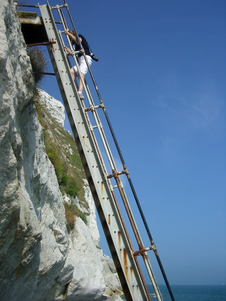 Dover Ladder to beach