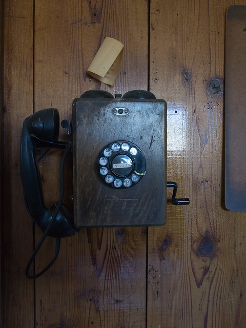 Mid-20th century Phone