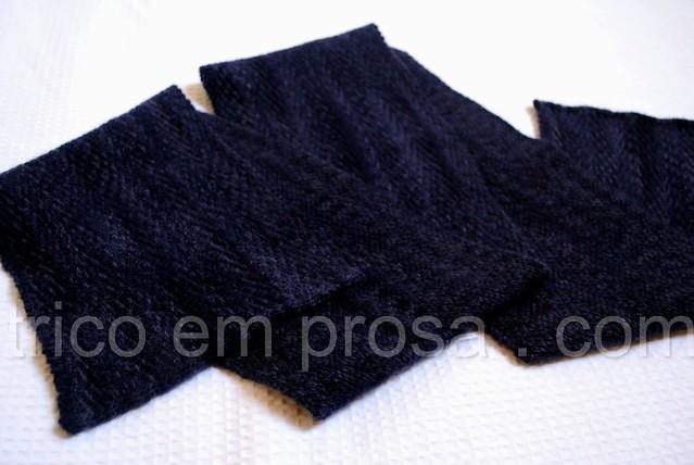 trico em prosa.com - um cachecol para o Diogo