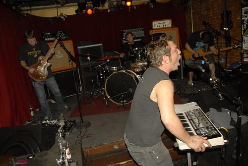 The Osedax at the Velvet Lounge