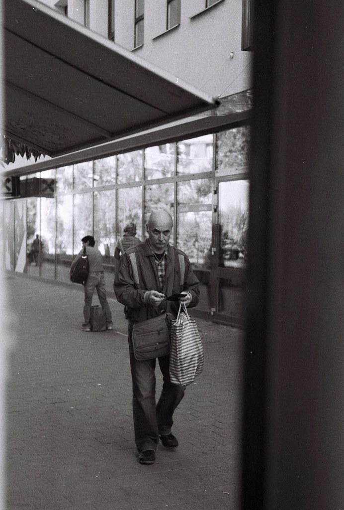 Kiev 4 - Suspiciously Looking Man