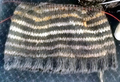 Turn a square hat 2a