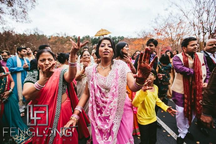 Wedding & Reception | Atlanta Hindu Indian Wedding Photographer