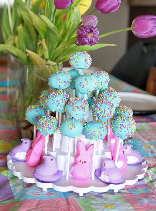 Easter 2014 - Cake Pops