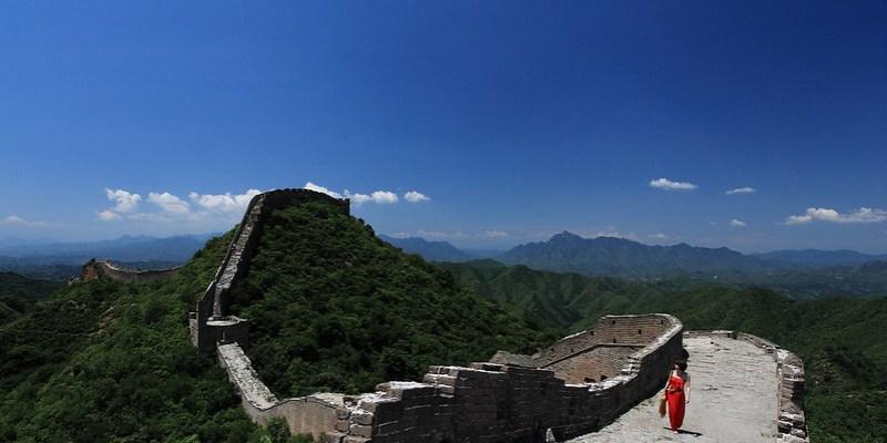 ▌北京 ▌ 登長城 ‧ 就該去金山嶺長城