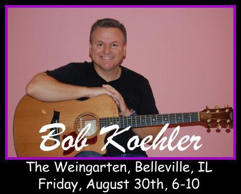 Bob Koehler 8-30-13