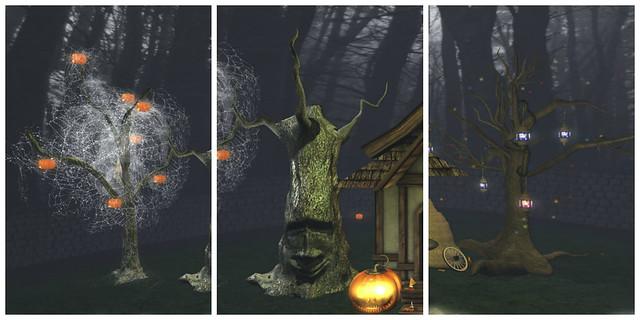 Hallow Trees
