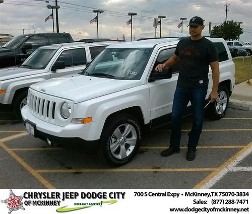 Dodge City McKinney Texas Customer Reviews and Testimonials-Anthony Wax by Dodge City McKinney Texas
