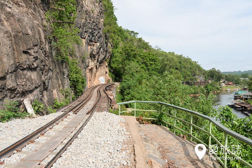 桂河大桥铁道之旅 The Bridge over the River Kwai (11)