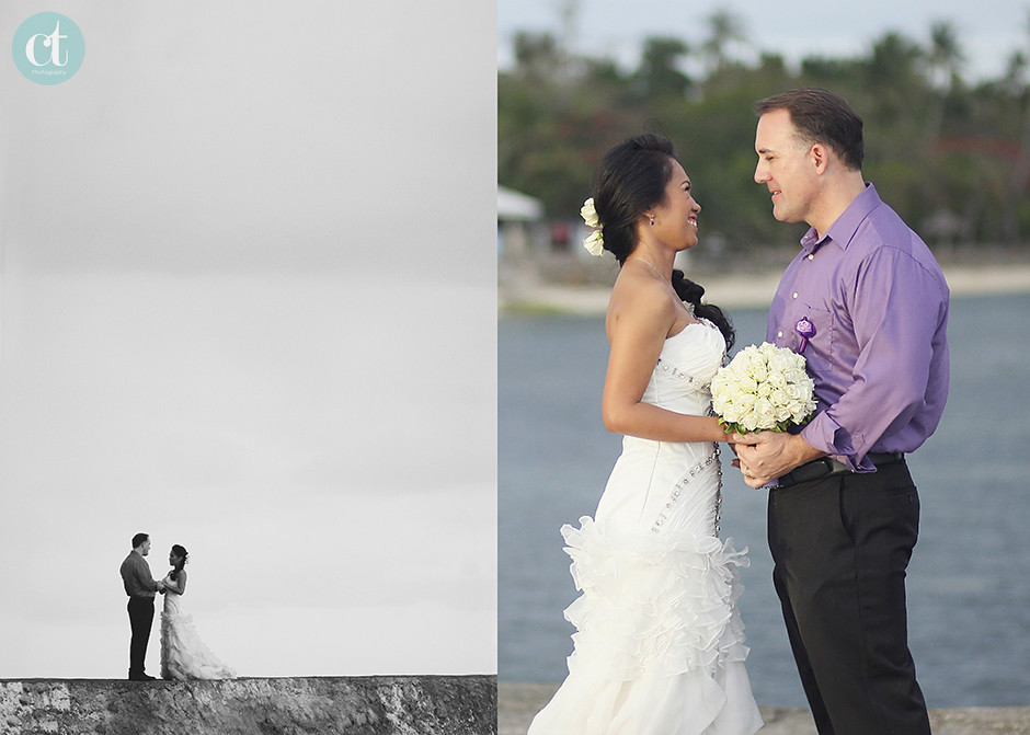 Costabella Tropical Beach Hotel Wedding, Cebu Destination Wedding Photography