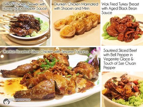 Seafood International Assorted Meat Dishes